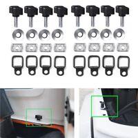 Hard Top Removal Fastener Soft Top Thumb Screws For Jeep Wrangler CJ YJ TJ Q8Q8)