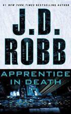 In Death: Apprentice in Death 43 by J. D. Robb (2017, CD, Unabridged)