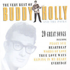 Very Best of Buddy Holly [Prism Platinum] by Buddy Holly (CD, Sep-1999, Prism Platinum)