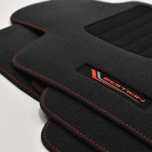MP Velour Fußmatten Edition passend für Hyundai Tucson III 3 ab Bj.2015-2020 Vbr