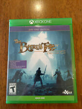 Bard's Tale IV 4 Director's Cut (Microsoft Xbox One 2019) NO SCRATCHES MAIL TOMO