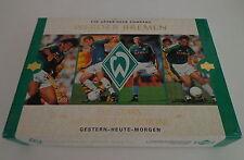 1998 Upper Deck '98 UD Werder Bremen 39/45 Cards Box Set Futbol Soccer