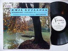 EMIL GUILLELS Tchaikovsky Concerto 1 Orc Chicago FRITZ REINER Victrola 30MT10221
