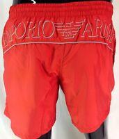 Armani maillot de bain ,shorts pour Homme Couleur:Indian Rouge,Taille 46 (S)