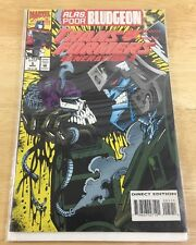 Transformers Generation 2 #5 marvel March 1995 direct edition Comic BookM