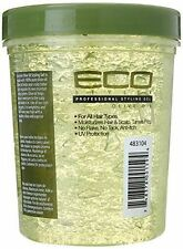 ECO STYLER OLIVE  MAXIMUM HOLD ALCOHOL FREE STYLING GEL  946ML