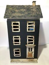 More details for horror dolls house diorama - house on lockdown - handcrafted & unique