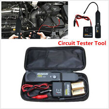 Automotive Short Open Finder Cable Circuit Wire Tracker Repair Tester Tool Check