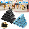 200/400x Dog Poo Bag Pet Cat Waste Poop Clean Pick Up Convenient Garbage Bags