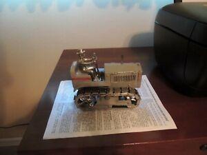 CCM Caterpillar Cast Iron Tractor – Gray