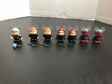 Dismey Vinylmations Avengers Lot Of 7 Thor Black Widow Vision Hawkeye