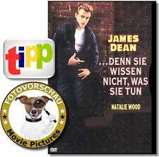 DVD Kultfilm: ...denn sie wissen nicht, was sie tun (James Dean / Nathalie Wood)