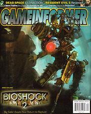Game Informer #192 Bioshock 2/Dead Space/Resident Evil/Tekken/Fire Emblem