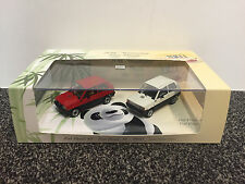 FIAT PANDA 45 & FIAT PANDA 34 1980 30th Anniversary 1:43 Minichamps