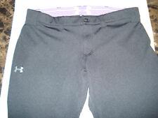 Women's Under Armour Strike Zone Fastpitch Pants Style 1242352 Size Medium