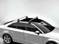 Audi A3/S3/RS3 (2015-2018) Factory OEM Roof Rack Base Carrier Bars - 8V5071126