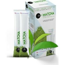 MATCHA PREMIUM JAPANESE GREEN TEA POWDER, NATURAL MATCHA TEA, 200g (20pcs x 10g)