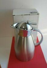Myco Tableware 1 Liter Vacuum Coffee Hot Beverage Server Brushed Ss Lcp1000n