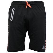 Hombre Luz Reflectante Atletismo/Pantalones Cortos Por Threadbare