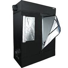 Homelab 80L Zelt 80x150x200-cm Tent Gewächshaus Grow Growbox Homebox Anzucht