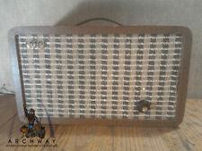1958 Webcor Amplified Speaker,50 Watt Tube Amplifier Made In Usa
