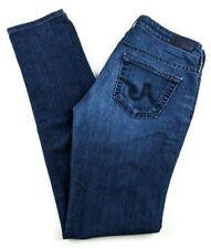 AG Adriano Goldschmied Women's Jeans Size 25R The Stilt Cigarette Skinny Stretch