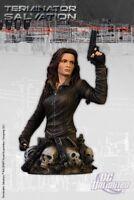 Terminator Salvation Blair Williams Bust DC DIRECT