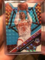 19-2020 Panini Mosaic Will To Win Russell Westbrook Ssp 15/15 🔥 Prizm Reactive