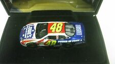 Rare Nascar #48 Jimmy Johnson Lowe's Chevy 1:64 Scale Diecast Elite 2003  dc1612