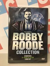 TNA Impact Wrestling Best of Bobby Roode Collection 3 Disc DVD Set 9+ Hours WWE