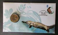AUSTRALIA..2013 BUSH BABIES $1.00 DOLLAR COIN + $4.65 INTERNATIONAL POST.. PNC