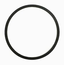 "Holley Carburetor Air Cleaner Horn Gasket DOUBLE EXTRA THICK .125 1/8"" 1 PK G50"