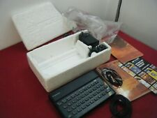 VINTAGE SINCLAIR ZX SPECTRUM BUNDLE COMPUTER POWER PACK LEADS AND MANUALS