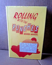 MORRIS MANDEL Rolling With Punches OG inspirational Jewish book 1994 Judaism