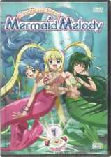 dvd MERMAID MELODY Principesse sirene HOBBY & WORK numero 1