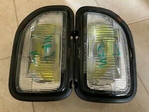 Toyota MR2 MR-2 Kouki SW20 3SGTE JDM Yellow Foglights RARE (Used)