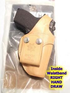 #3S BIANCHI Pistol Pocket IWB Gun Holster for S&W Compact 9/40 469 6906 669 4013