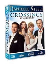 Crossings Complete Danielle Steel Novel TV Adaptation Mini-Series NEW DVD SET