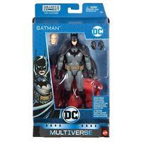 Dc Multiverse Batman Action Figure Mattel