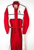 Dainese Homme Costume Revêtement Imperméable Costume TAILLE M (W34-46) Ez15