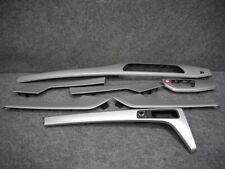 Audi A5 F5 A4 8W Dekorleisten Dekor Leisten Alu Silber komplett 8W1863696