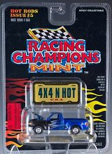 Racing Champions Mint Hot Rods Issue #5 1997 Ford F-150 4x4 N Hot New 1996