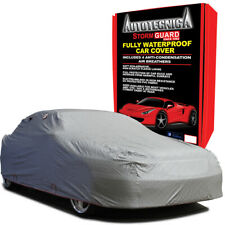 AUTOTECNICA STORMGUARD WATERPROOF CAR COVER FITS HATCHBACKS UP TO 4.5M 1/183