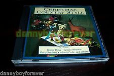 Christmas Country Style Ray Price Tammy Wynette Jimmy Dean Carl Smith Jim Nabors