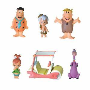 "The Flintstones Hanna Barbera 2"" Box Set 6 Figures"