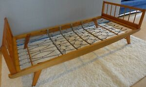Tagesbett Daybed Mid Century Holz
