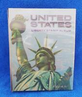 Harris United States Liberty Stamp Album some Stamps 1847 To 1983