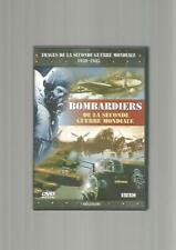 DVD - IMAGES DE GUERRE 1935-1945 - BOMBARDIERS DE LA SECONDE GUERRE MONDIALE