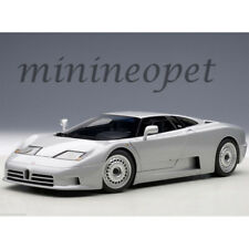 AUTOart 70979 BUGATTI EB110 GT 1/18 MODEL CAR SILVER