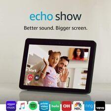 "Amazon Echo Show Alexa 2nd Gen Smart Assistant  Charcoal BRAND NEW 10"" HD Screen"